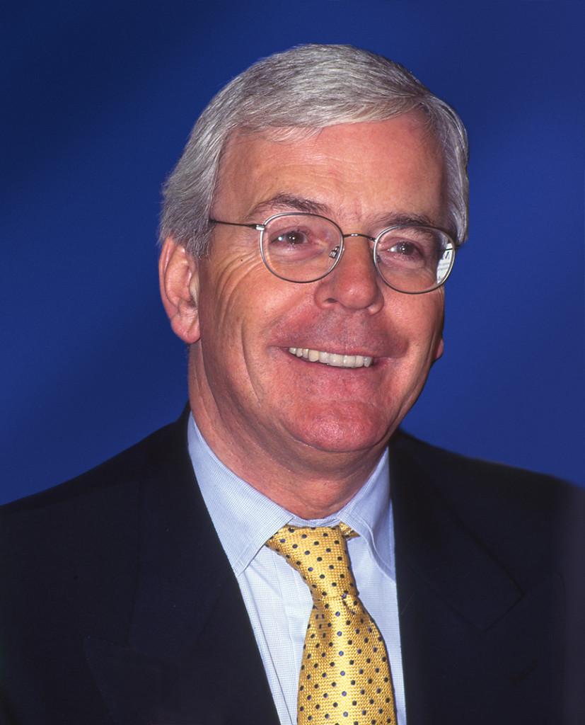 Former Prime Minister, Sir John Major