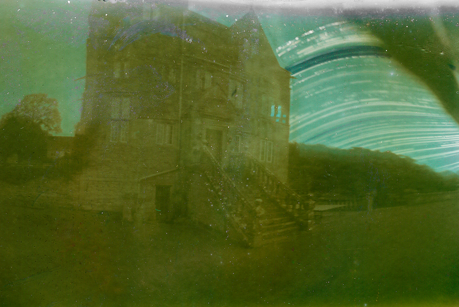 Pinhole image Cheney Court