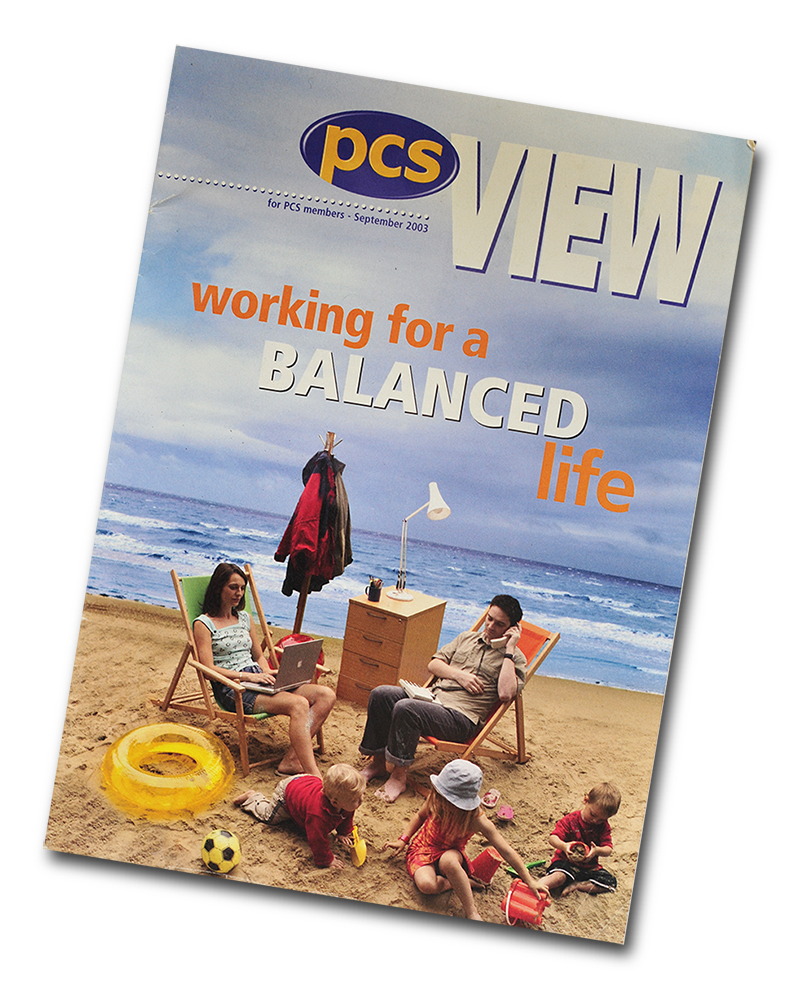Work Life Balance image for PCS