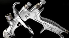 Spray gun photo