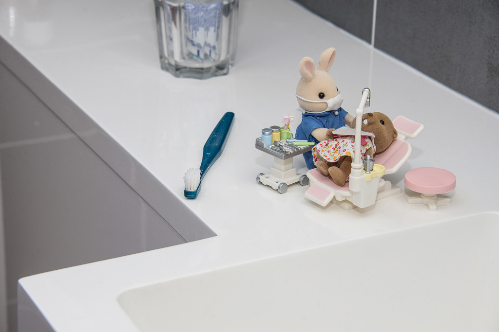 Sylvanian Families visiting the dentist - social media advertising and PR campaign
