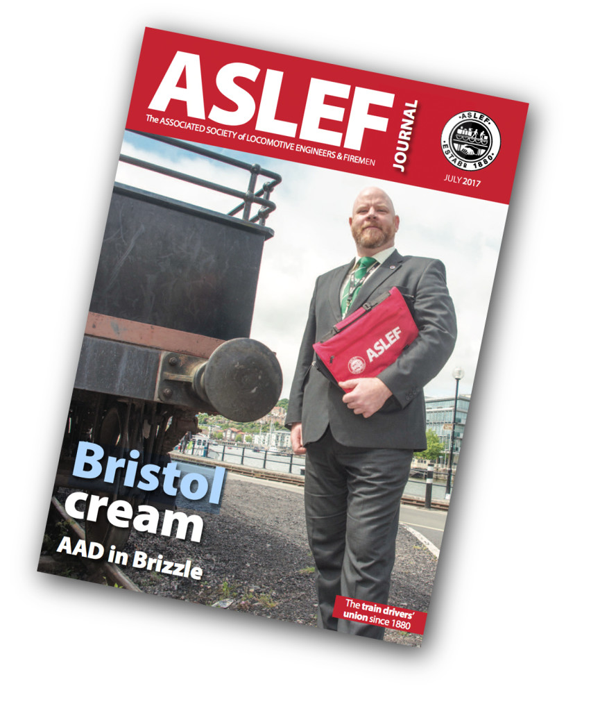 ASLEF cover