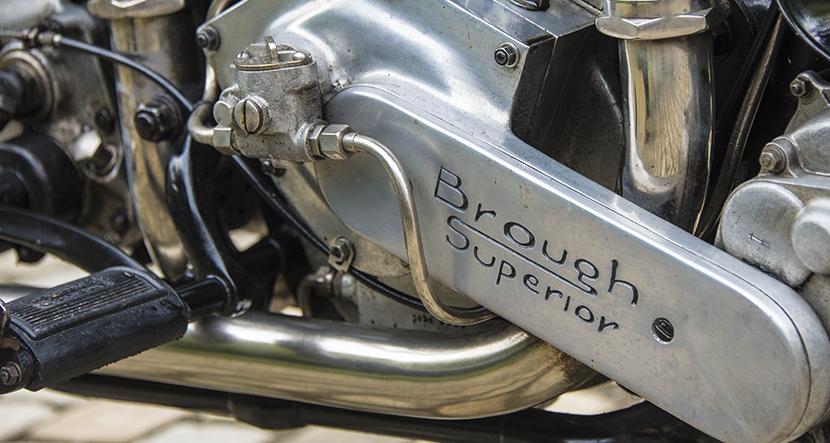 Brough Superior SS80
