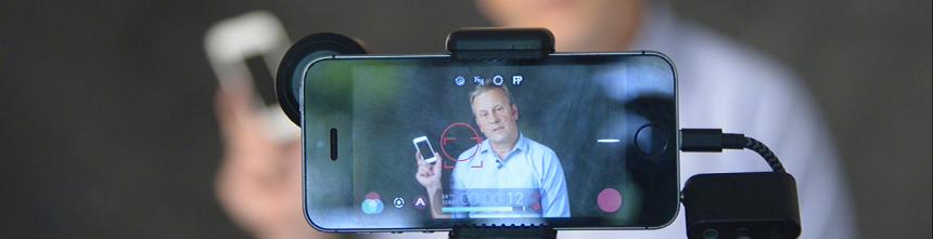 Smartphone photography / videography online workshops