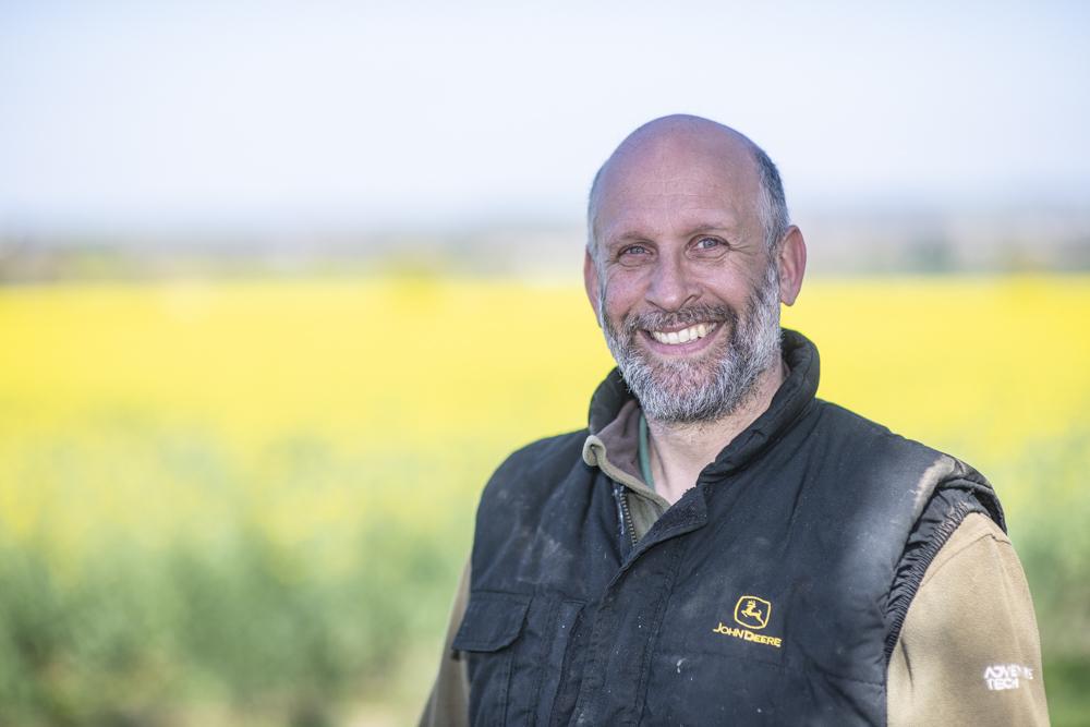 Rob Addicott - Manor Farm near Wells for Farmers Guardian