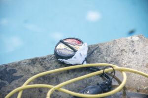 Homemade hydrophone (underwater mic)
