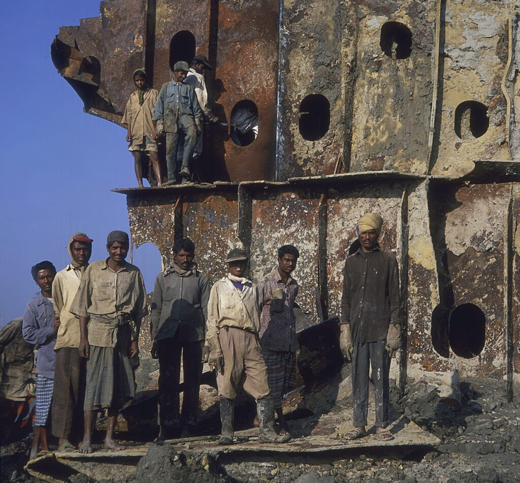 image of Ship breakers, Bangladesh