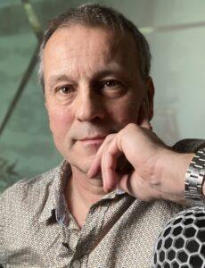 Nigel Goldsmith - portrait