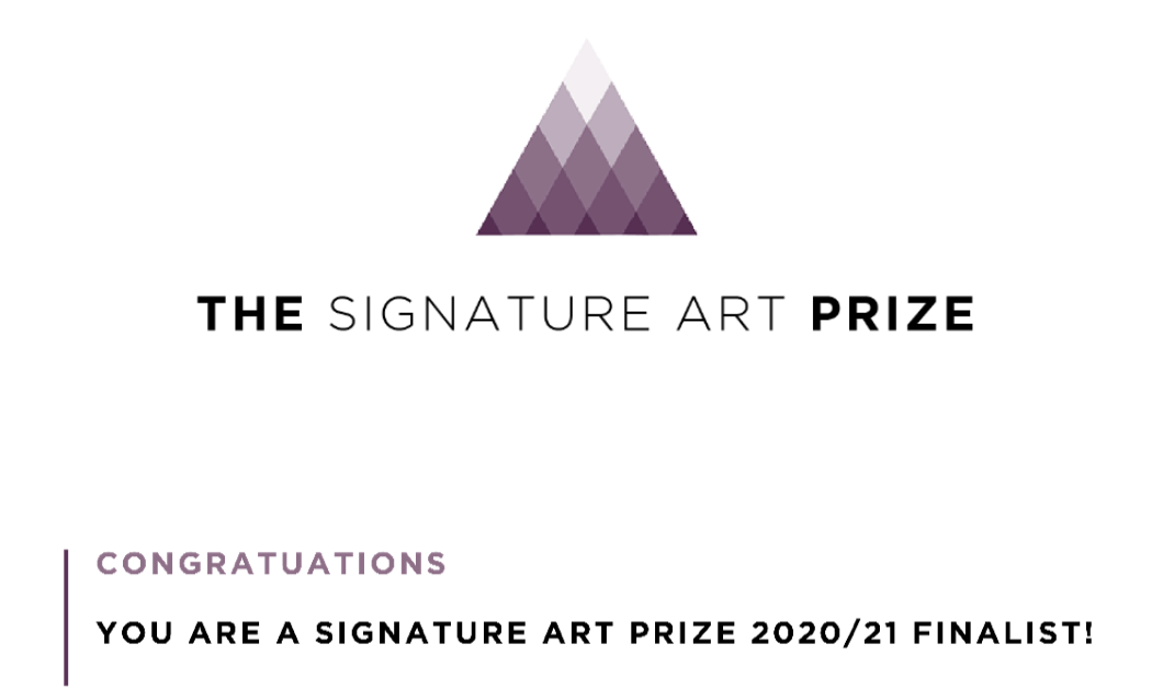 2021 Signature Art Prize announcement