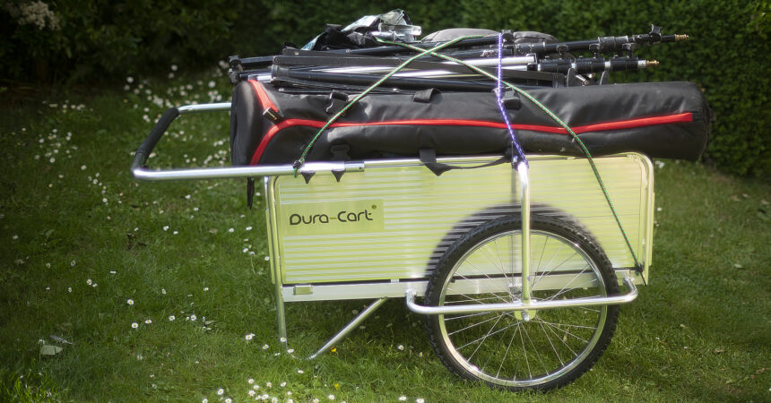Dura-cart loaded
